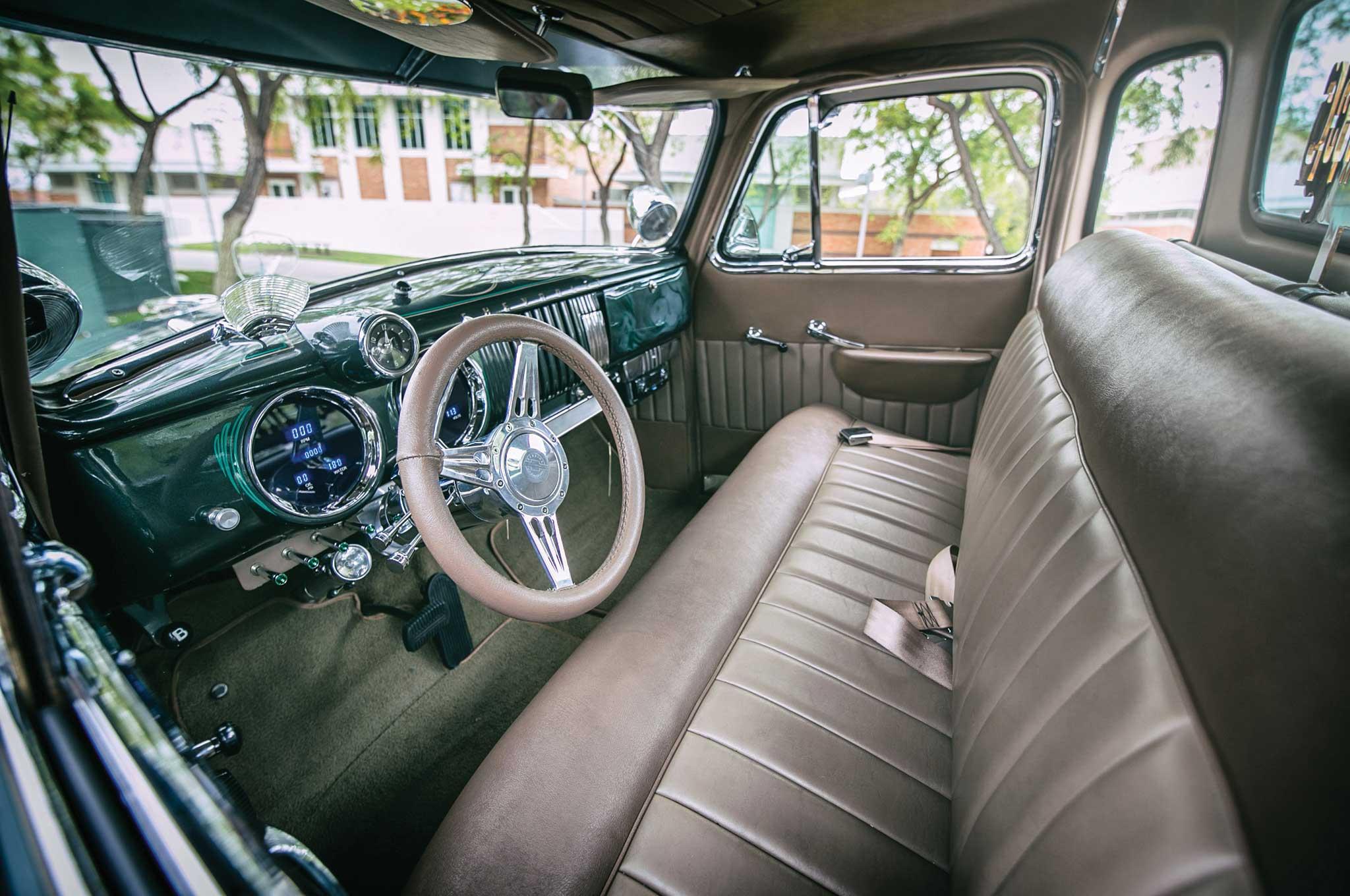 1954 Chevrolet 3100 El Don Lowrider