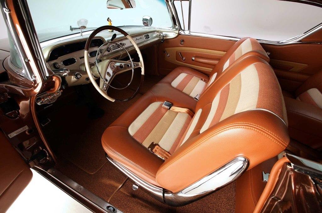 1958 chevrolet impala front seats 031