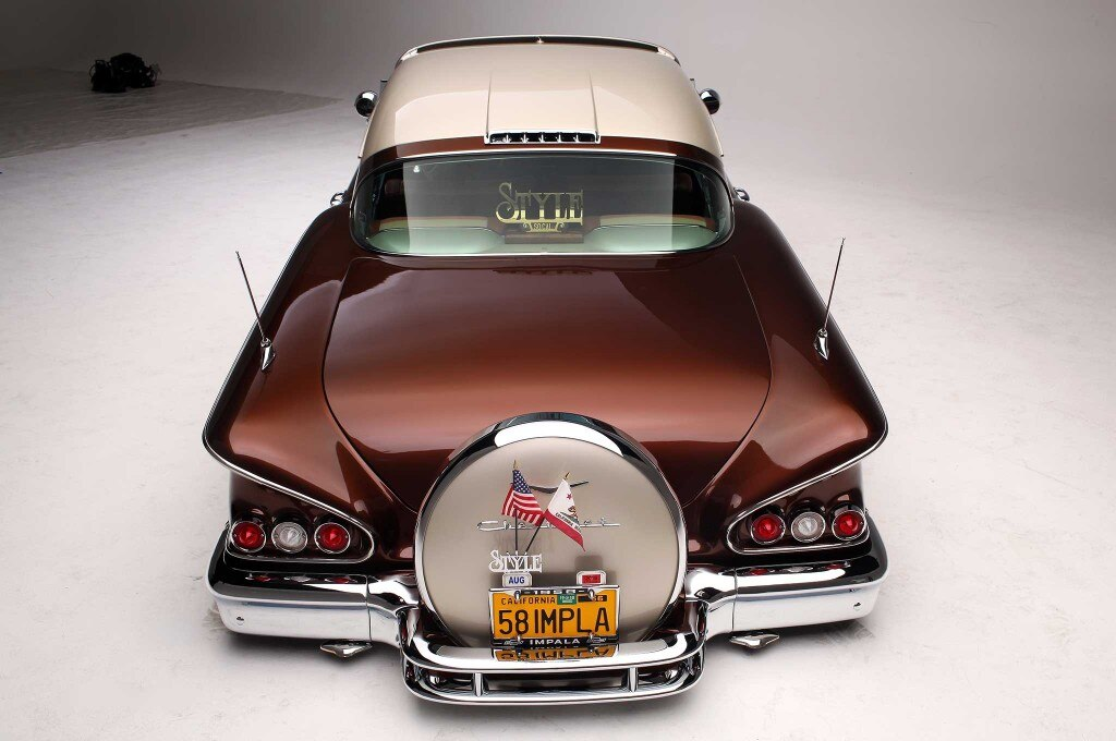 1958 chevrolet impala spare tire 015