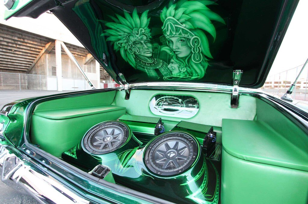 1962 chevrolet impala kicker woofers 021