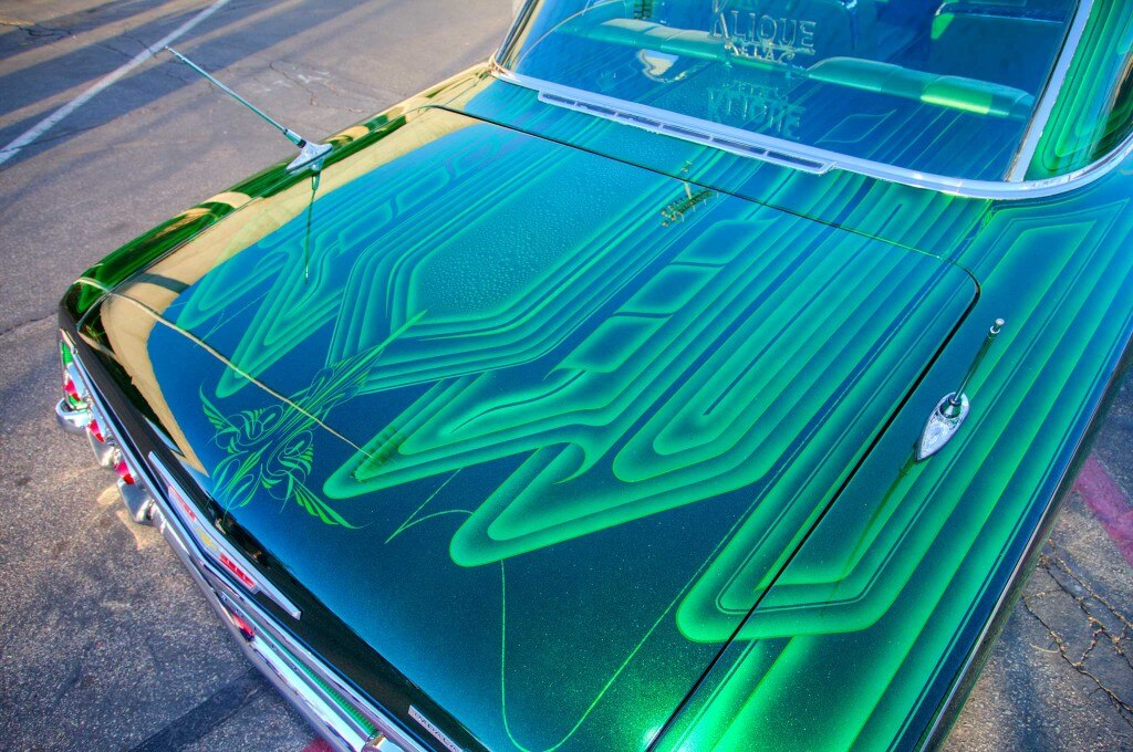 1962 chevrolet impala trunk lid pinstriping 006
