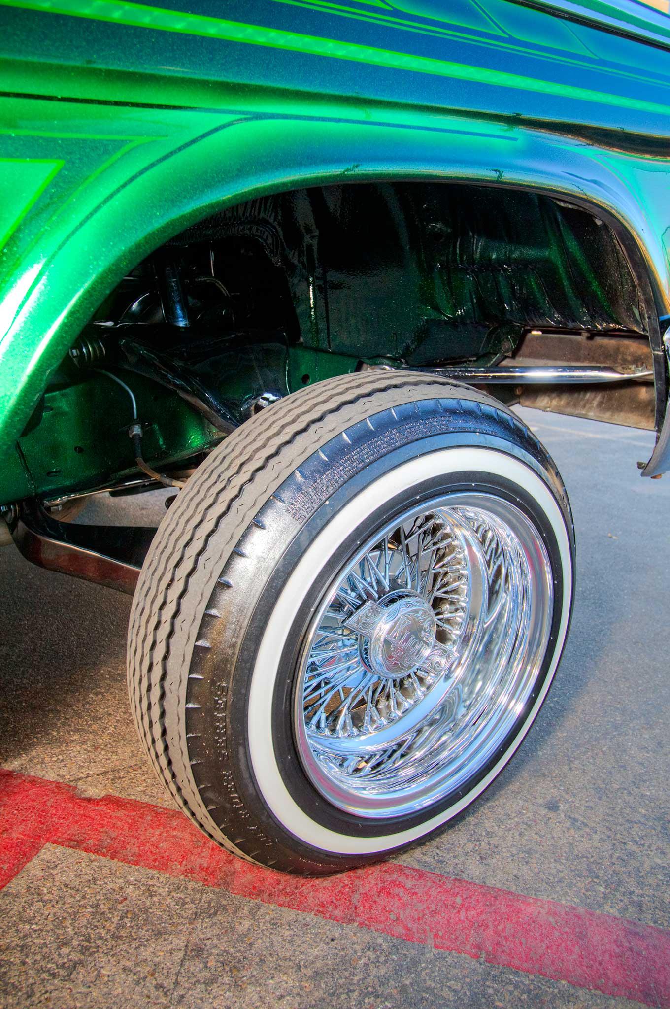 Car Audio System >> Joe Guzman's 1962 Chevy Impala - Lowrider