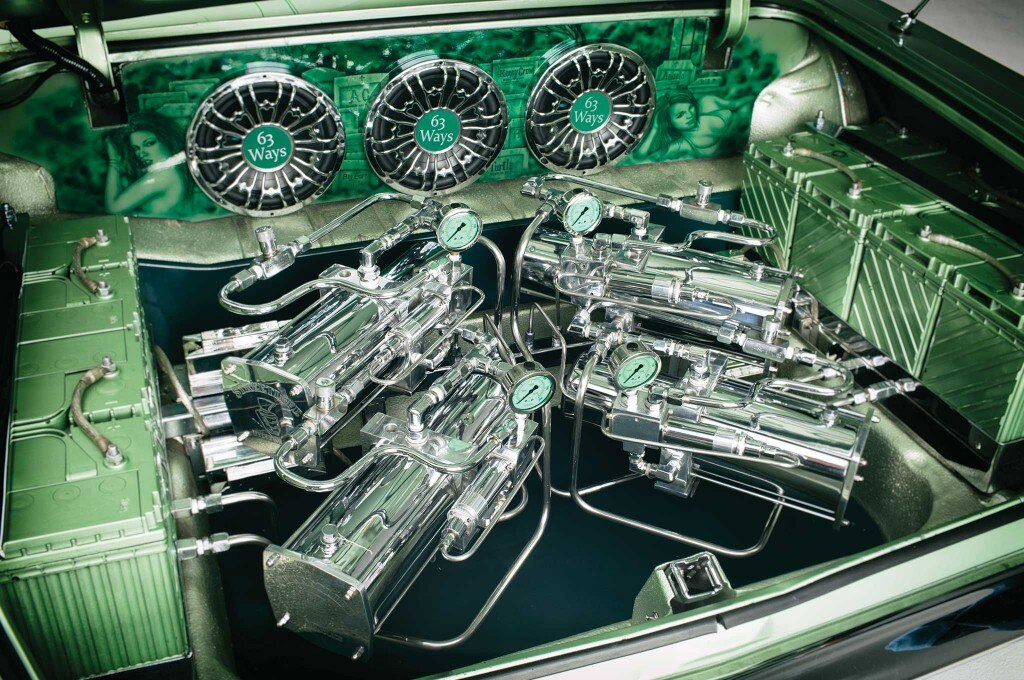 1963 chevrolet impala street life hydraulic setup 008