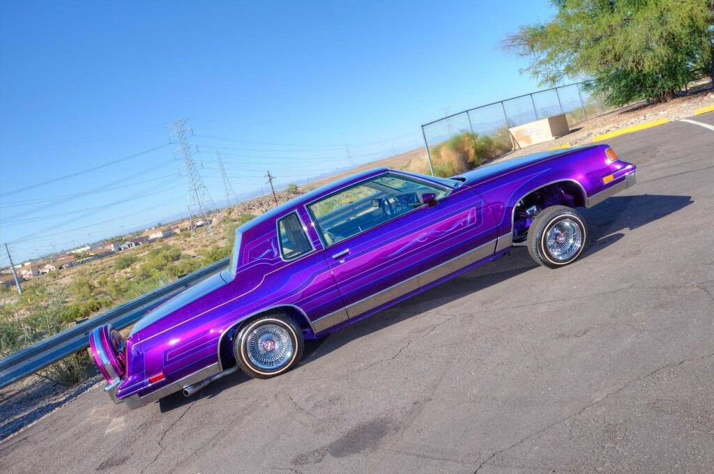 Cadillac Tires Prescott >> '93 Cadillac Fleetwood & '84 Oldsmobile Cutlass - The Game Don't Wait - Lowrider