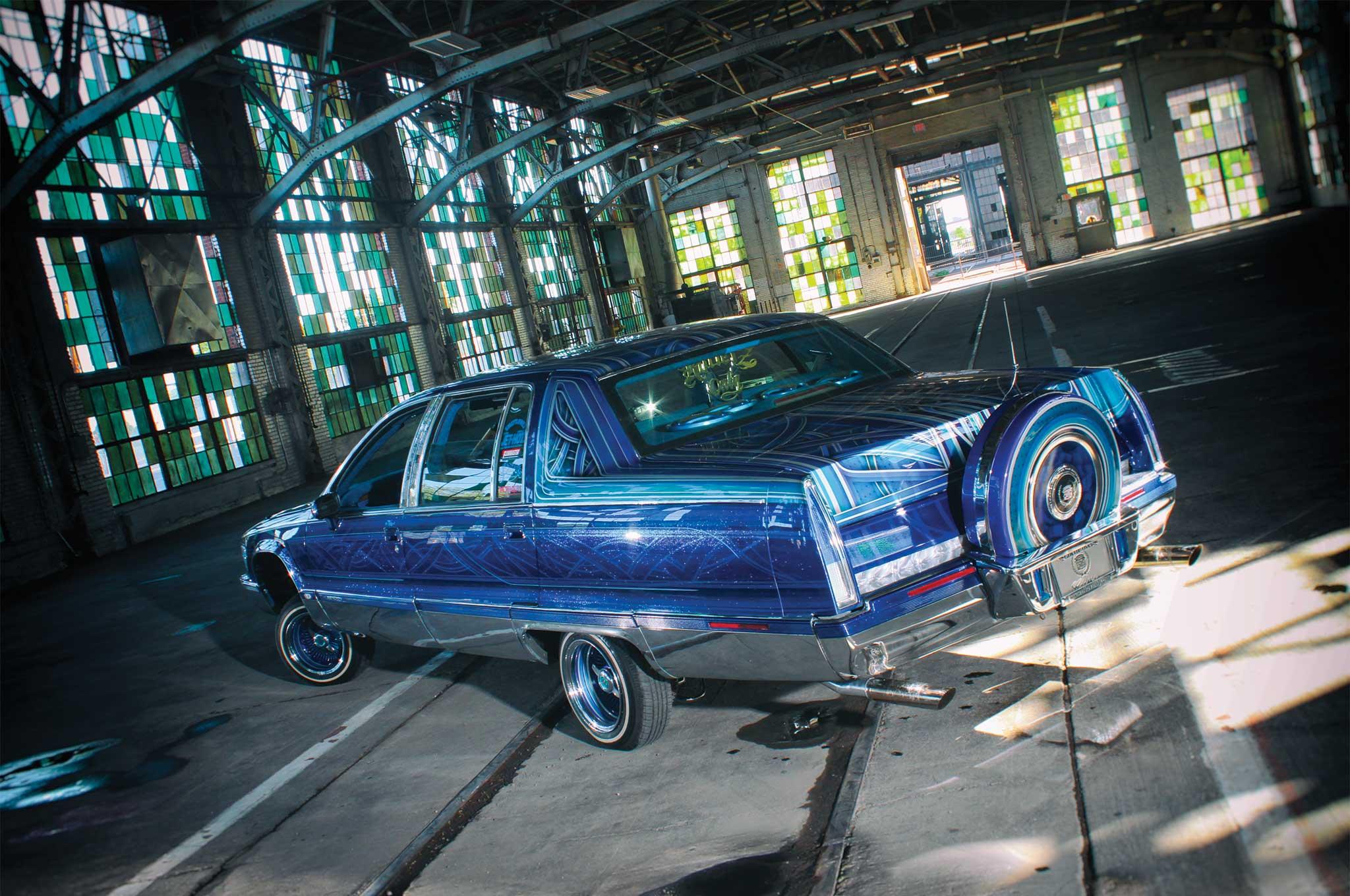 Fifth Wheel Continental Kit : Cadillac fleetwood continental kit