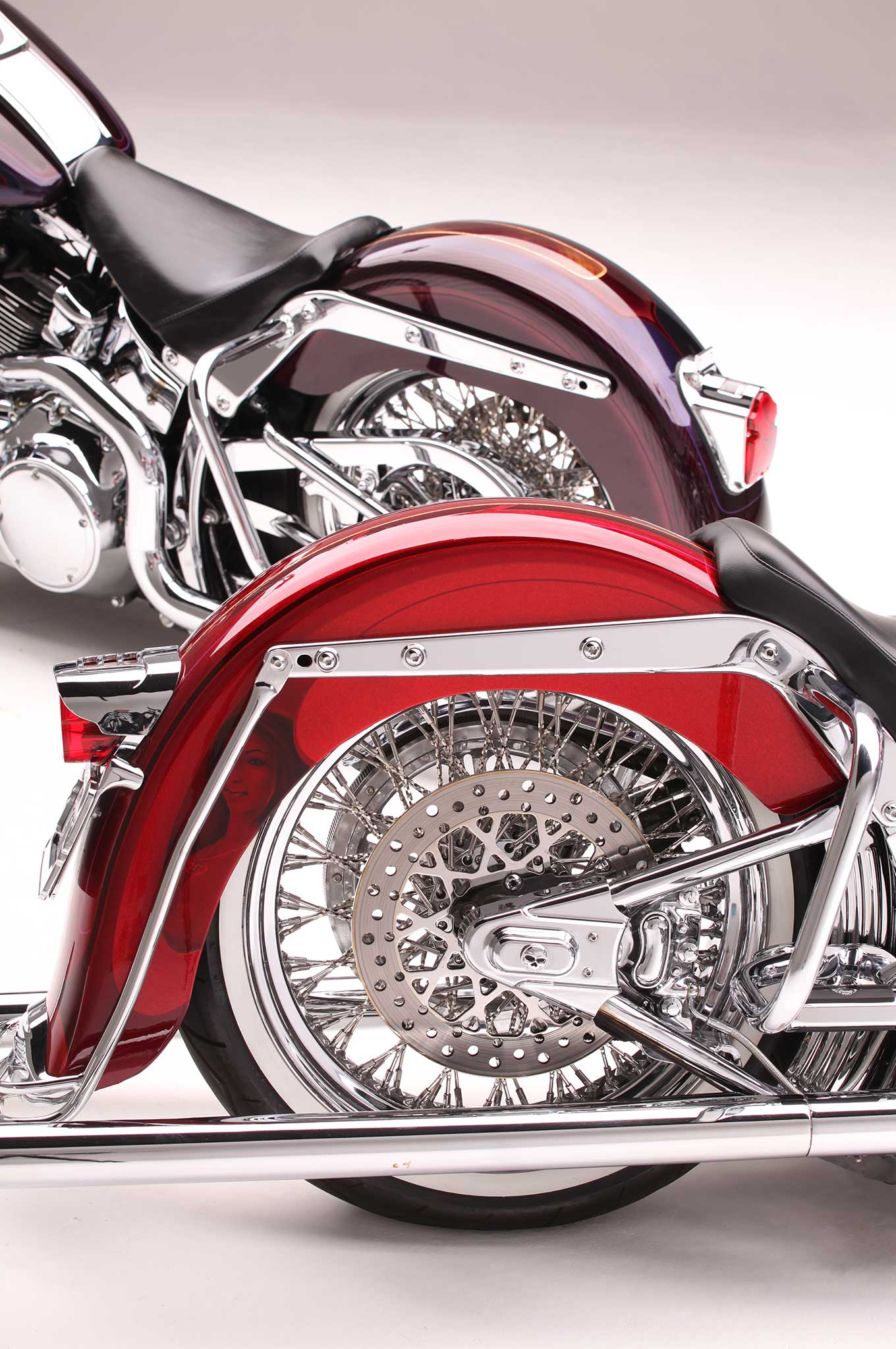 heritage softail softail deluxe two harleys one painter. Black Bedroom Furniture Sets. Home Design Ideas