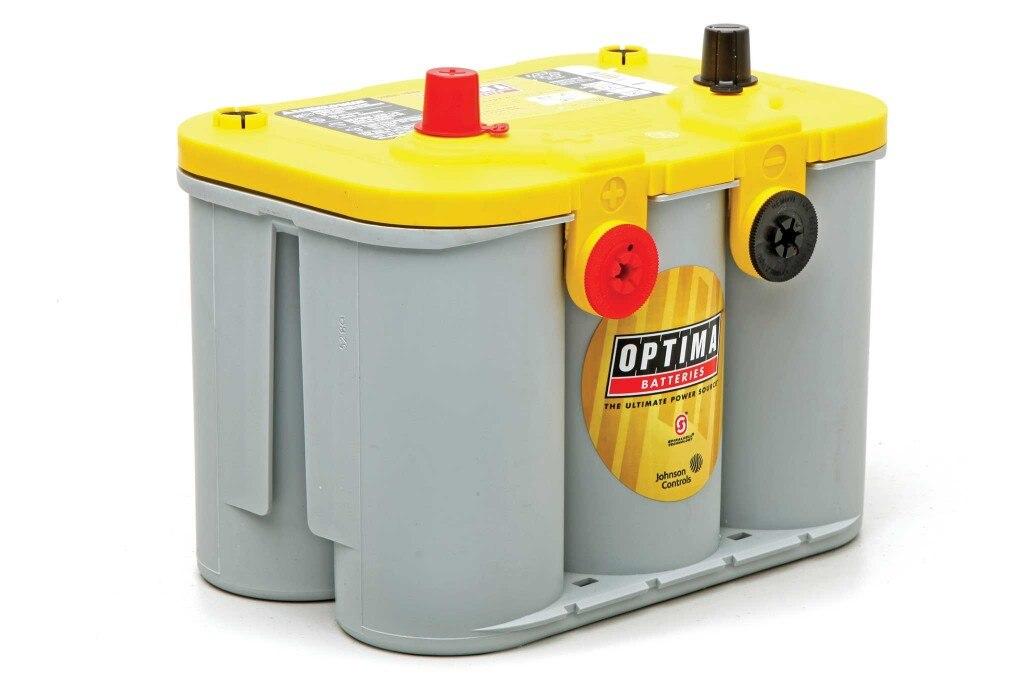 aircraft components optima yellow top 009