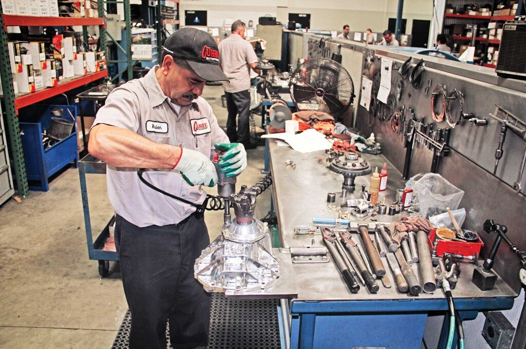 Currie Enterprises Corona complex has 50 employees operating their state-of-the-art facility.