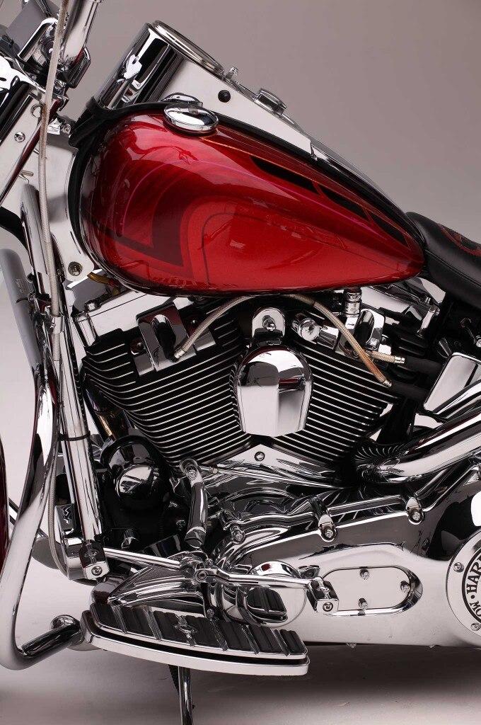 harley davidson softail engine 012