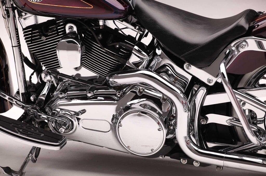harley davidson softail engine cover 020
