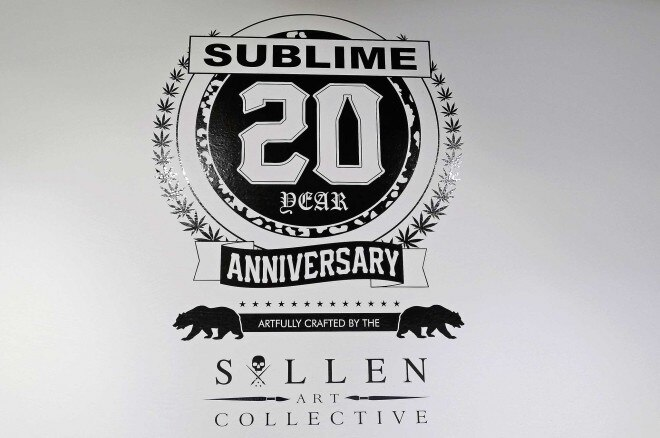 sublime 20 year anniversary art show gallery sullen art collective