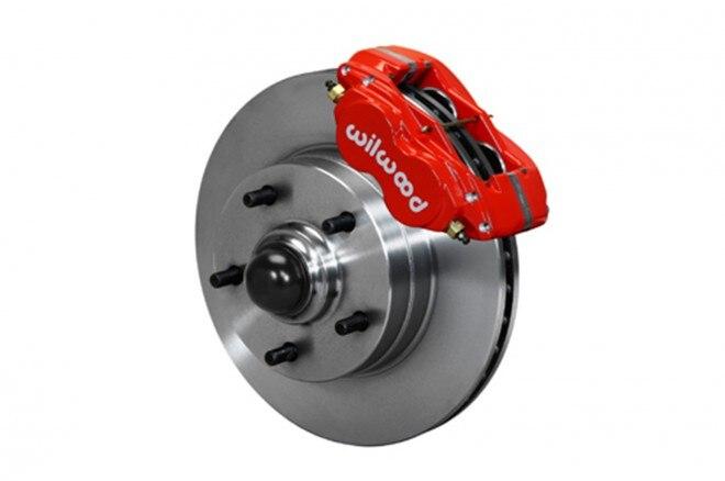 wilwood afx body front brake kit