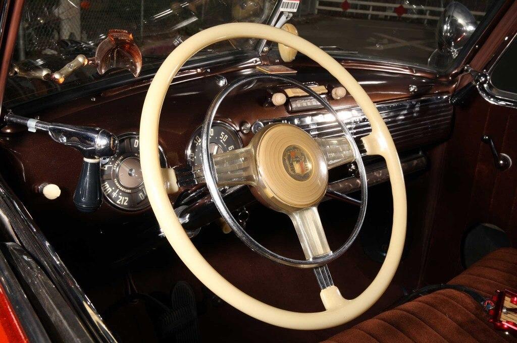 1948 chevrolet suburban banjo steering wheel