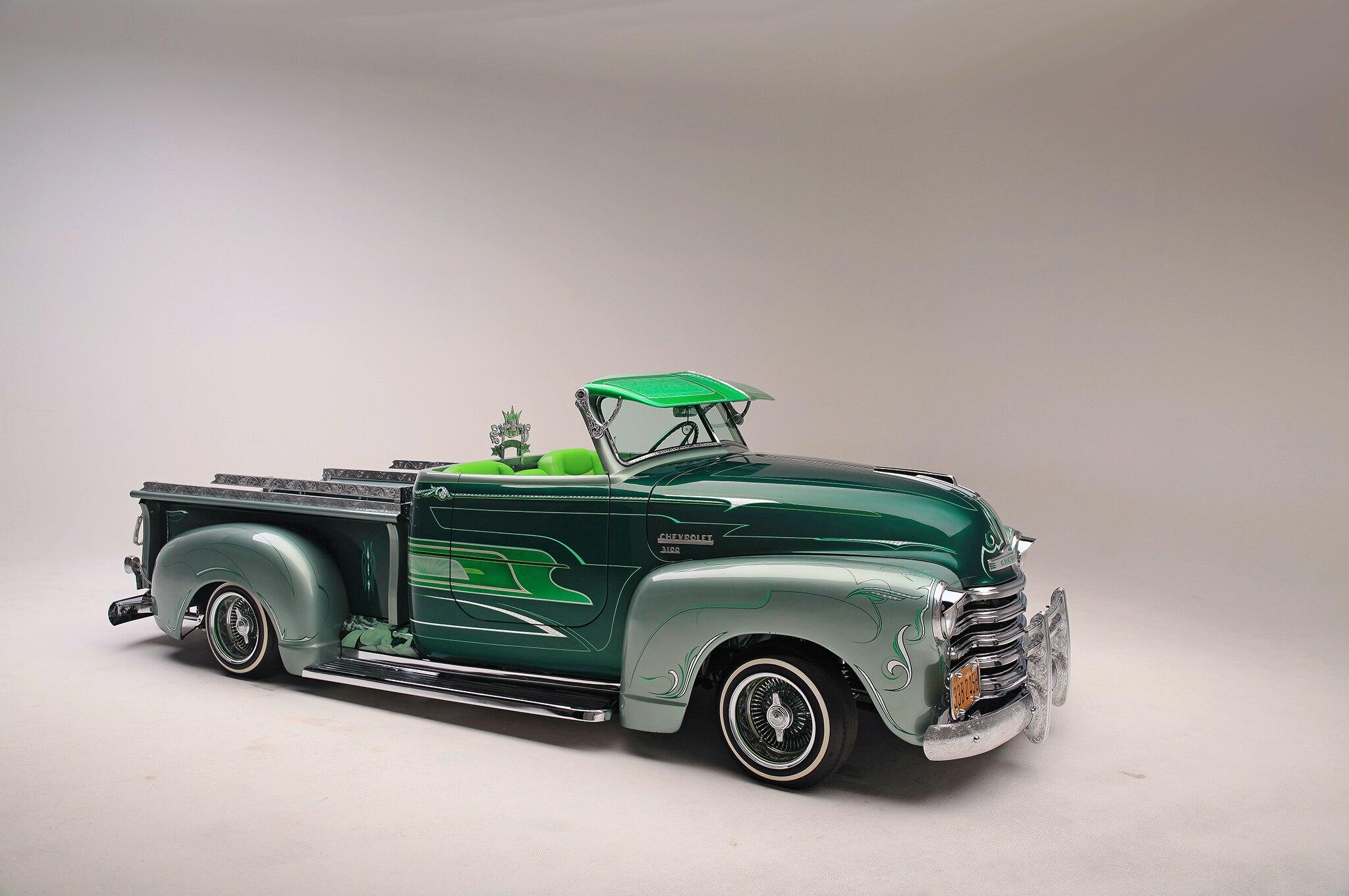 Similiar 1950 Chevy Lowrider Keywords 1949 Truck Chevrolet 3100 First Love