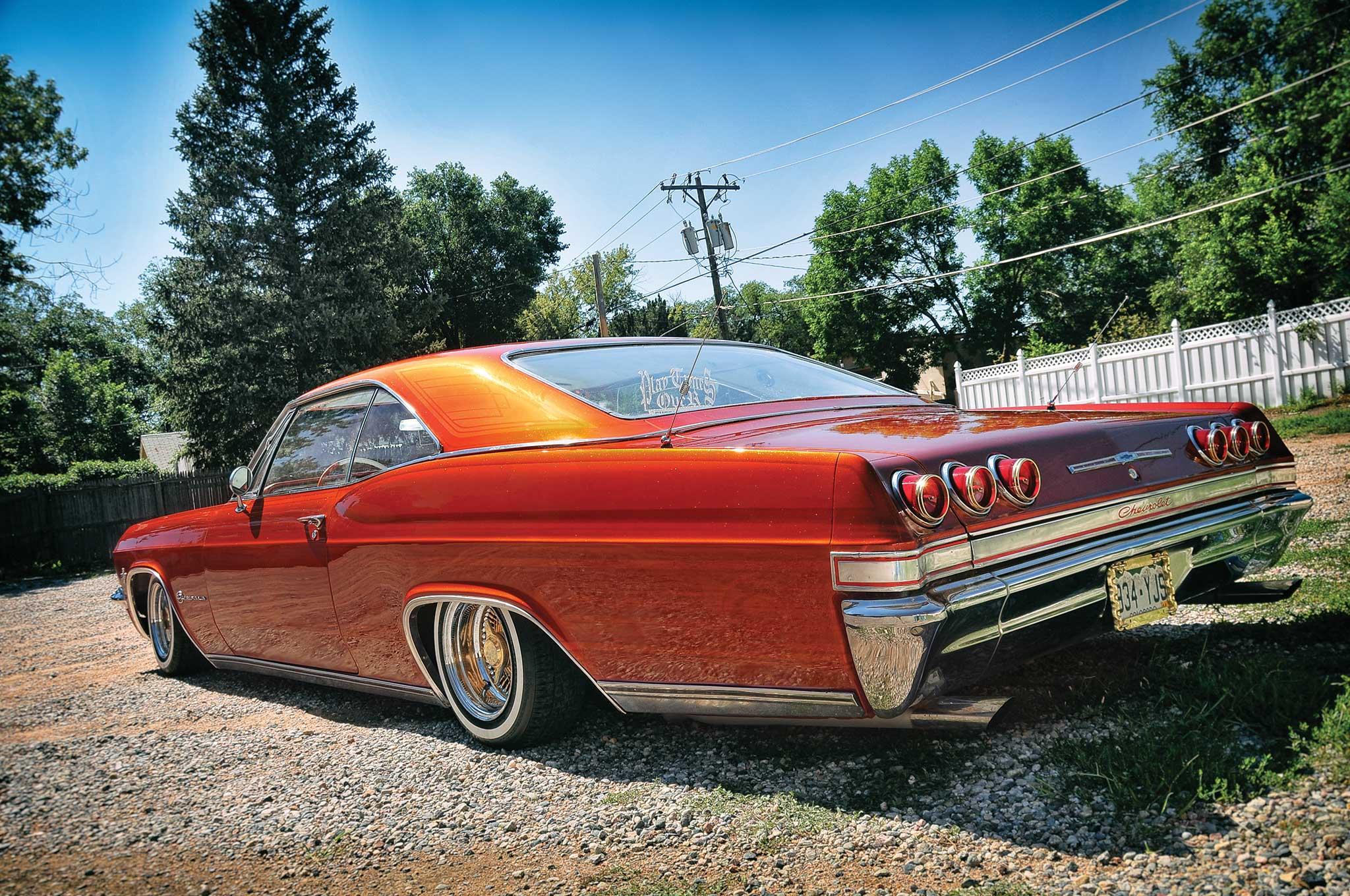 1965 Impala SS 327 4 speed