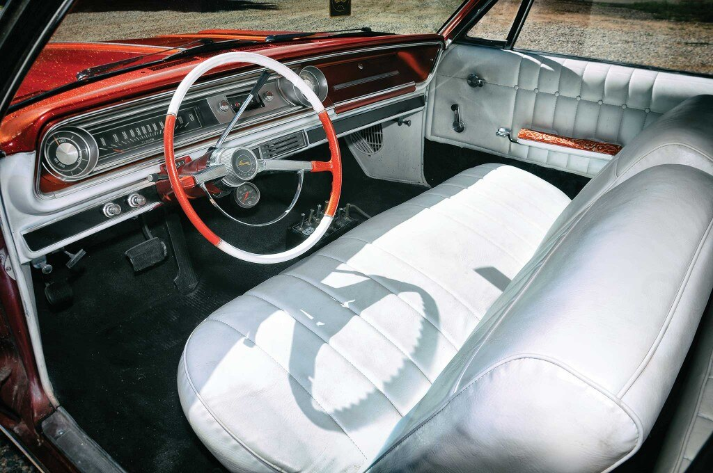 1965 chevrolet impala side piece. Black Bedroom Furniture Sets. Home Design Ideas
