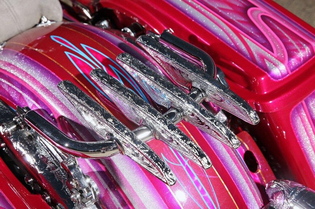 2012 harley davidson road glide rack
