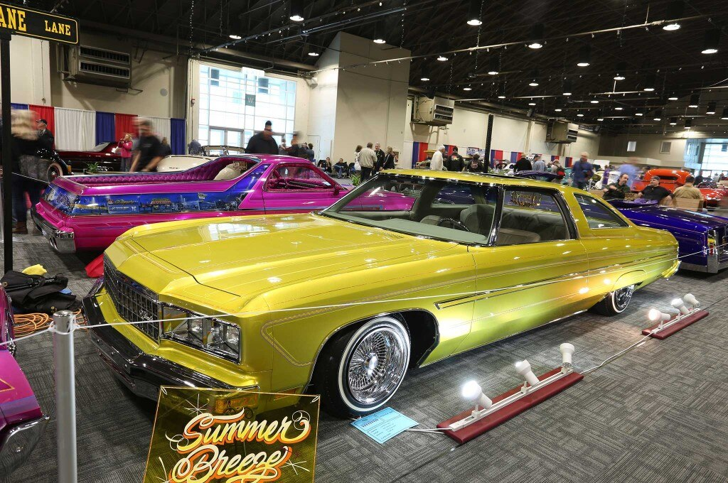2016 grand national roadster show pomona fairplex summer breeze 1976 glasshouse
