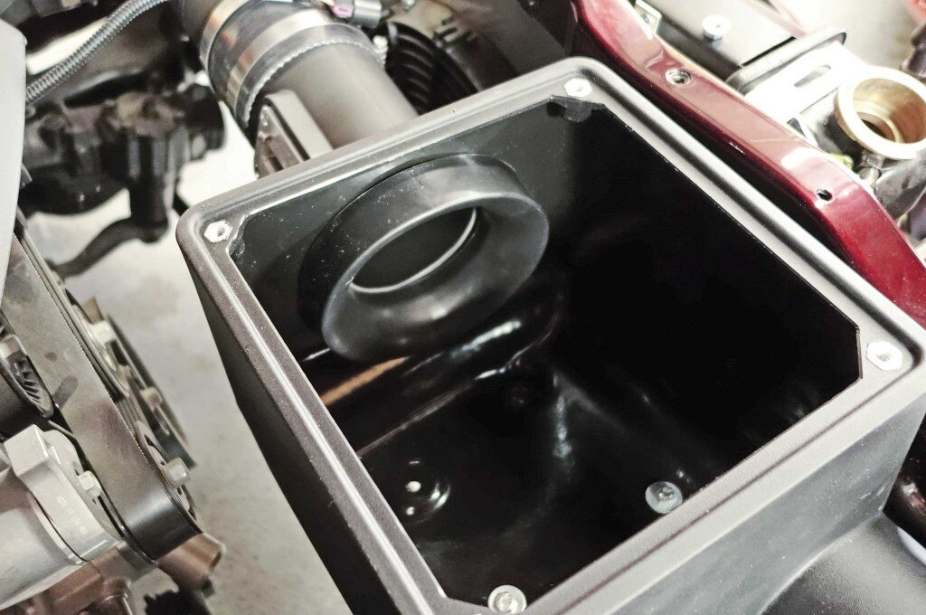 airraid instake system install airbox 003