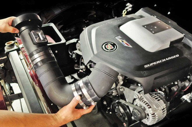 airraid instake system install project helldorado engine bay 001