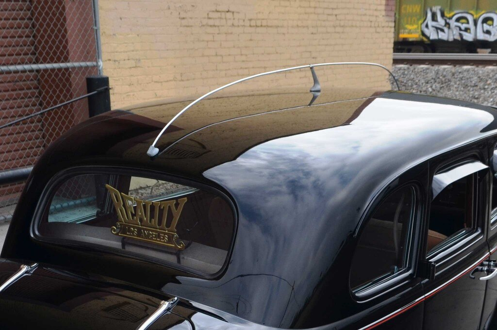 1939 chevrolet master deluxe reality antenna
