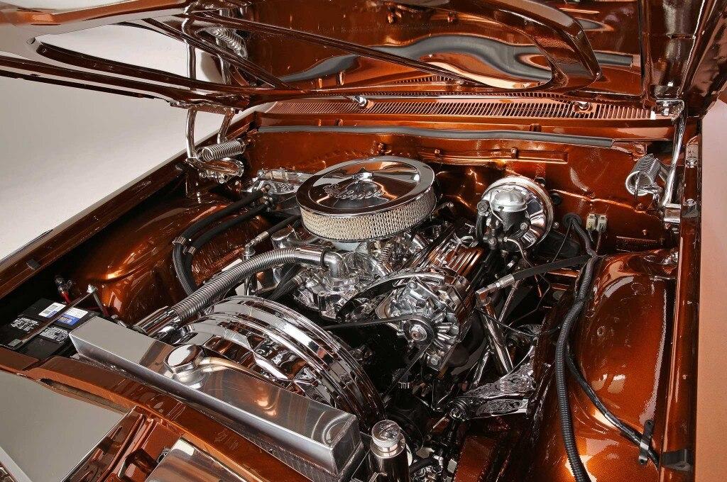 1962 chevrolet impala 383 stroker engine