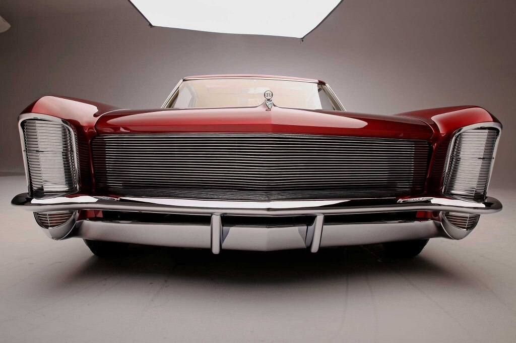 Top Notch Customs Builds A Clean 65 Buick Riviera