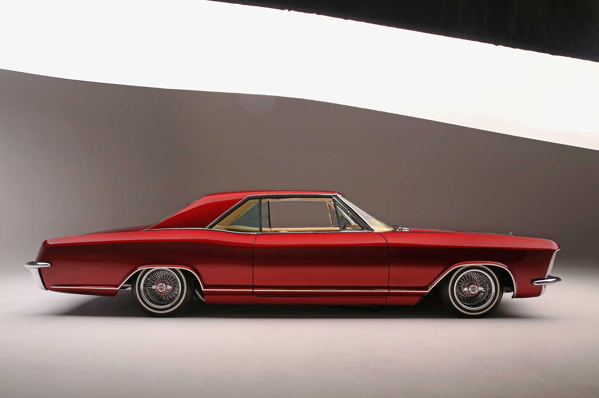 1985 Buick Regal >> Top Notch Customs Builds a Clean '65 Buick Riviera