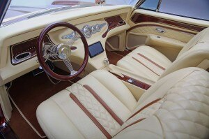1965 buick riviera wood grain leather cream interior lowrider. Black Bedroom Furniture Sets. Home Design Ideas