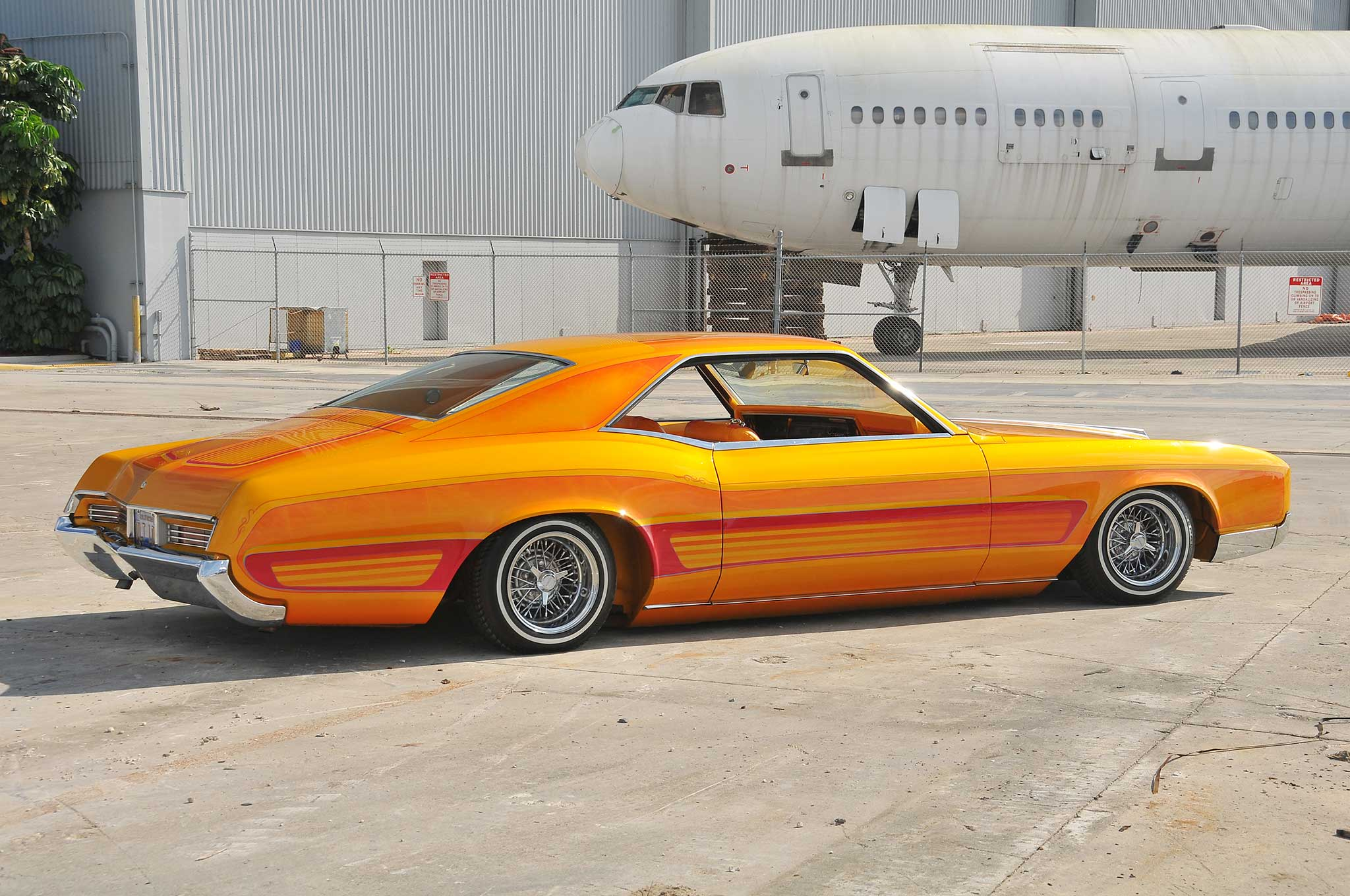 Anthony Williams Passion Led Him To A 66 Buick Riviera Lowrider