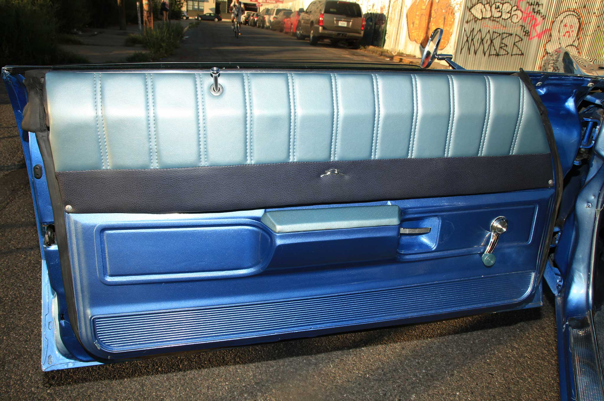 about this editor & 1972 chevrolet impala door panel - Lowrider