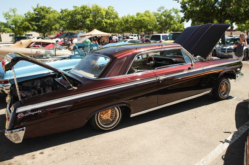 2nd annual brotherly love picnic sacramento picnic kita leole family first 1962 impala