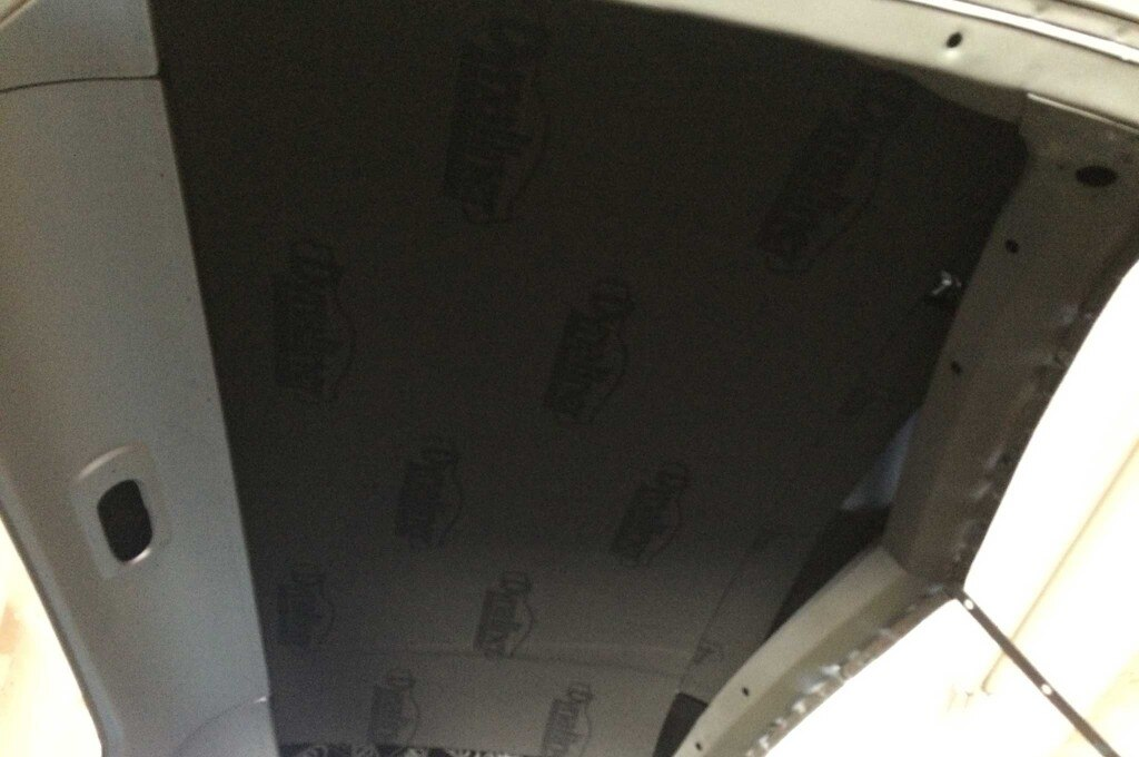 diy metal headliner test fitting 004