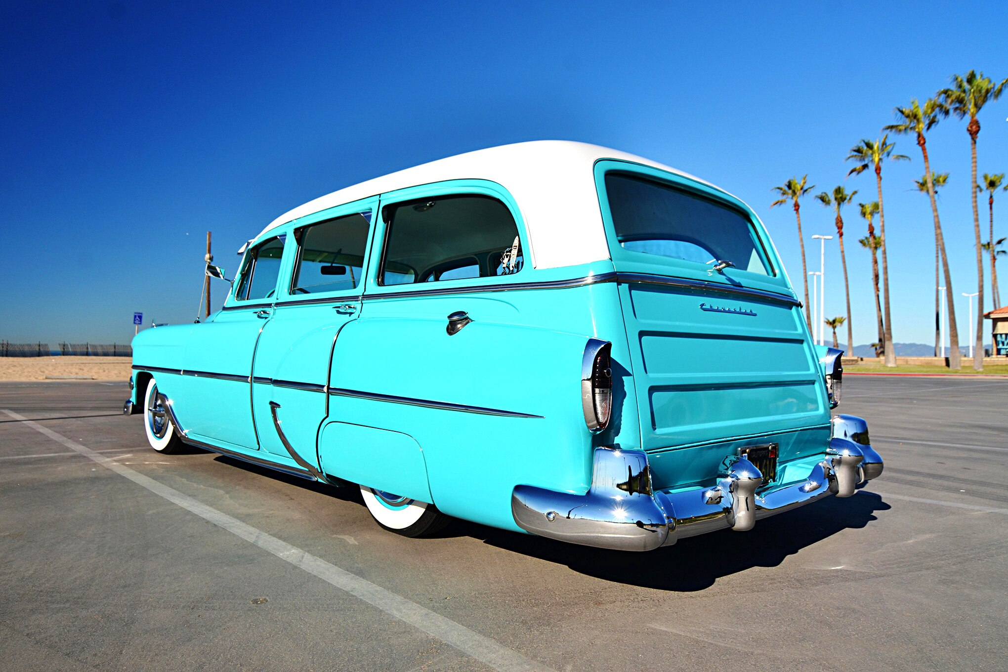 1954 Chevrolet Station Wagon - Passing the Torch ...