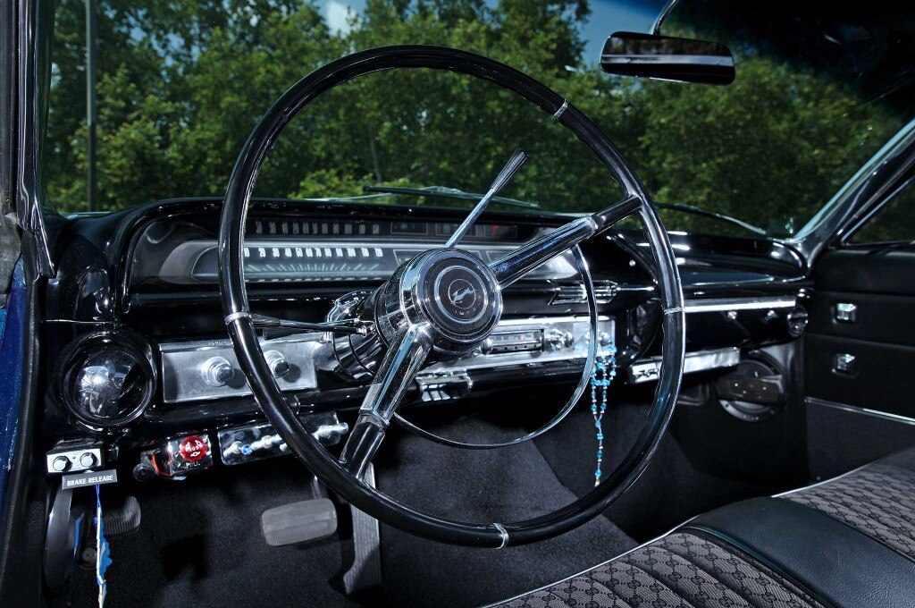 1964 chevrolet impala steering wheel