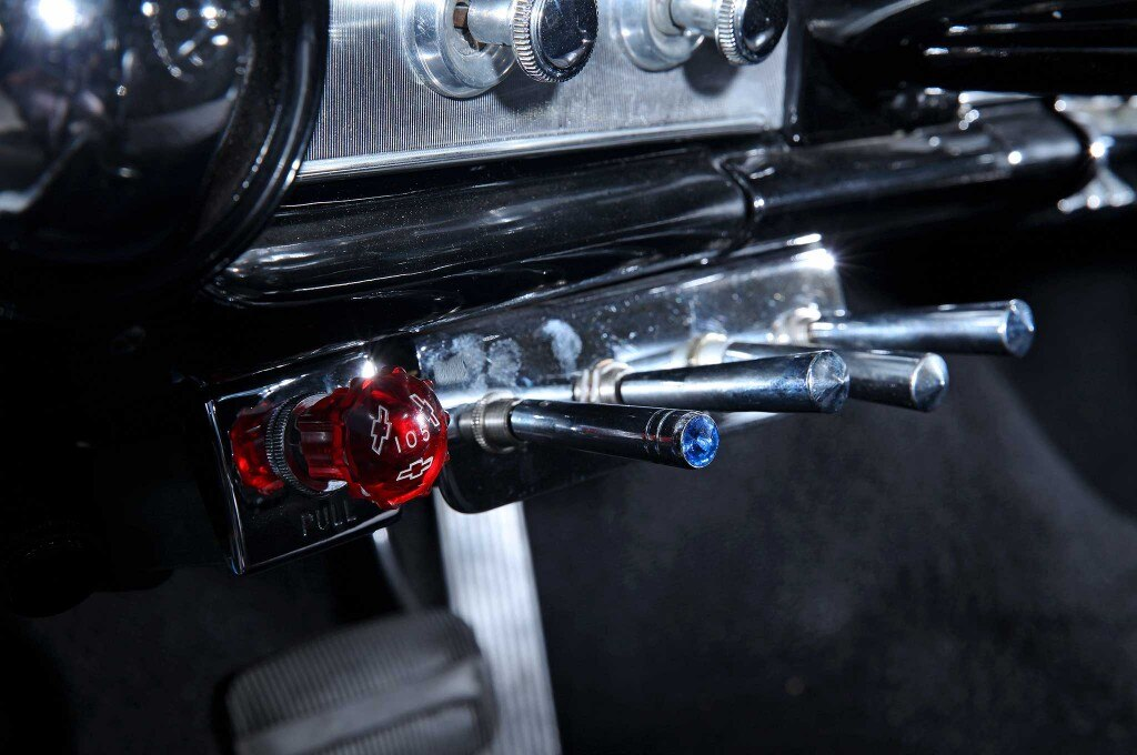 1964 chevrolet impala switches extentioin