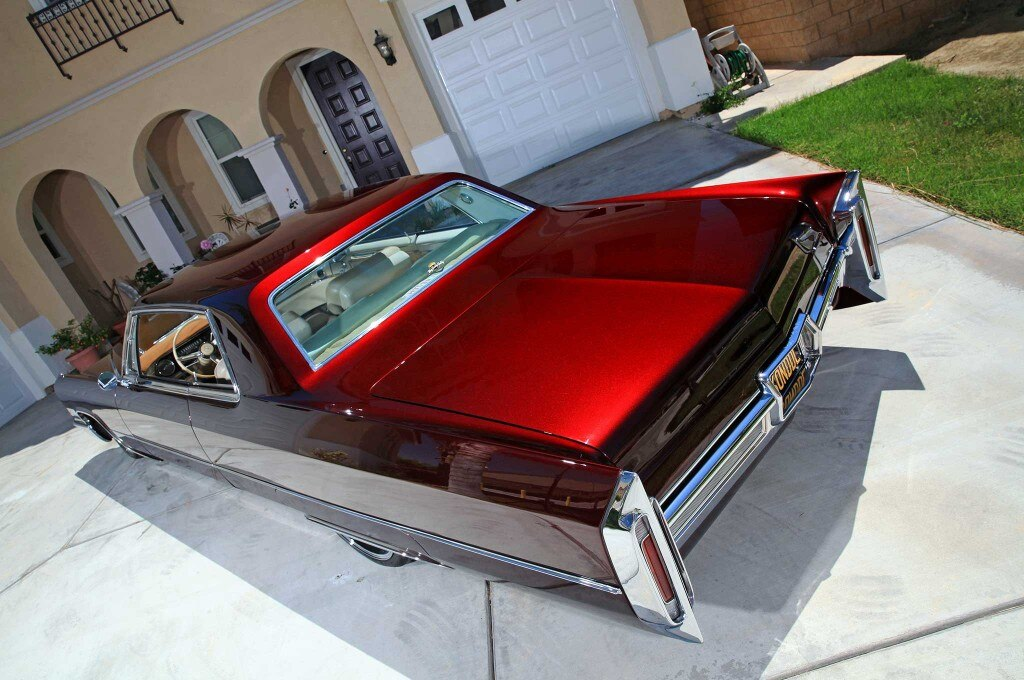 Cadillac Coupe De Ville Back X on Cadillac 350 Engine