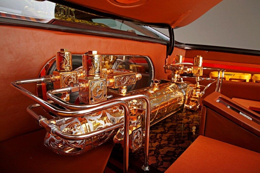 1975 chevrolet impala glasshouse hydraulic hardlines