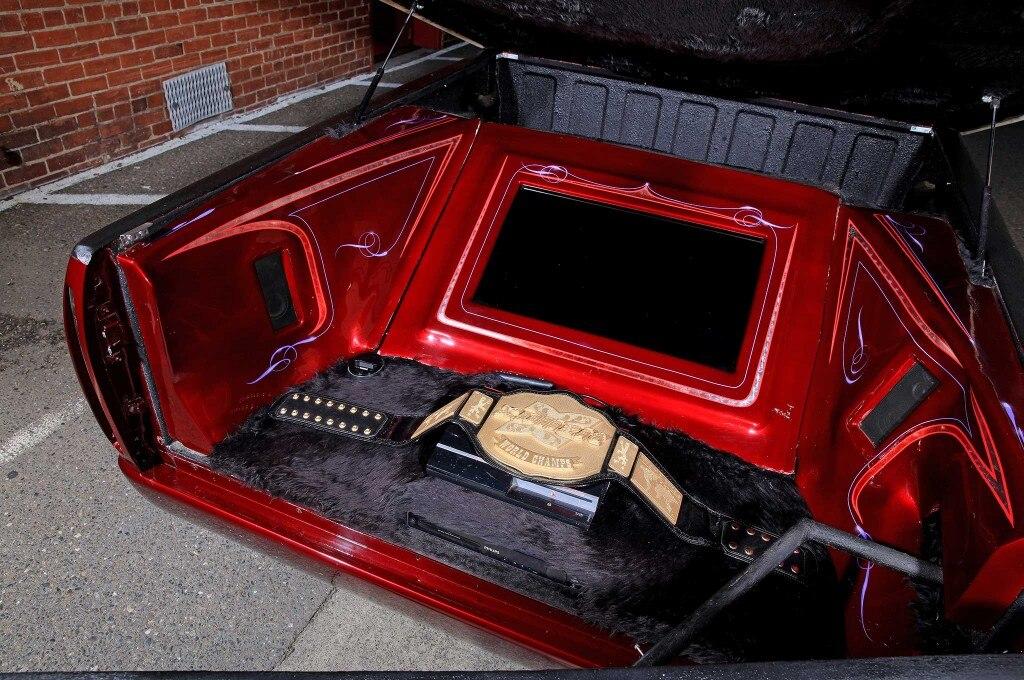 1984 gmc sierra bed