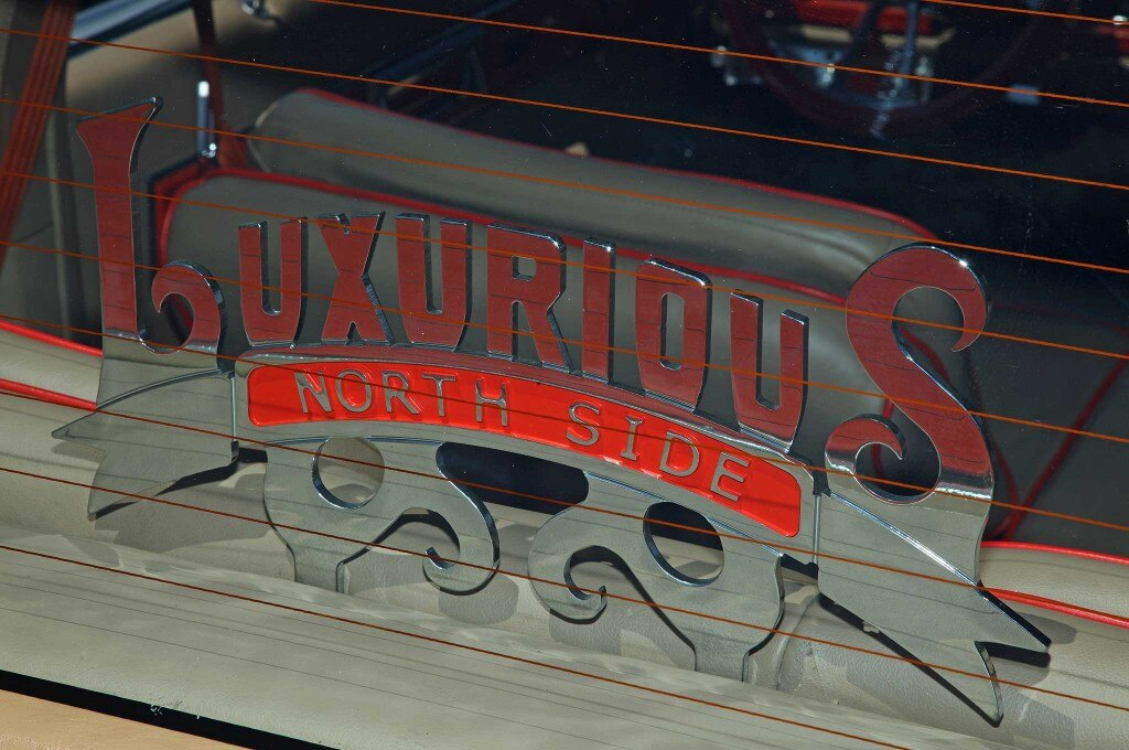 1985 buick regal luxurious north side plaque