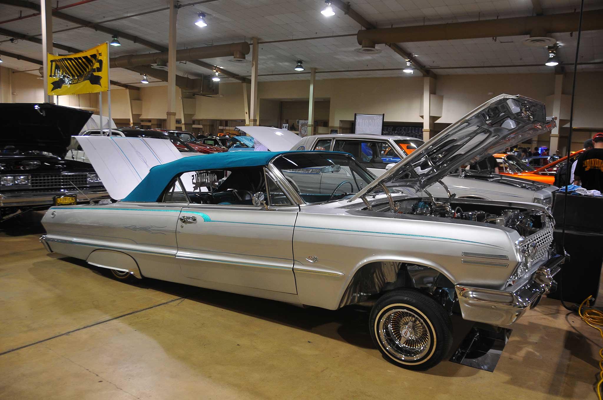 Lowrider Miami >> 2016 Miami Lowrider Super Show Individuals 1963 Impala Sliver