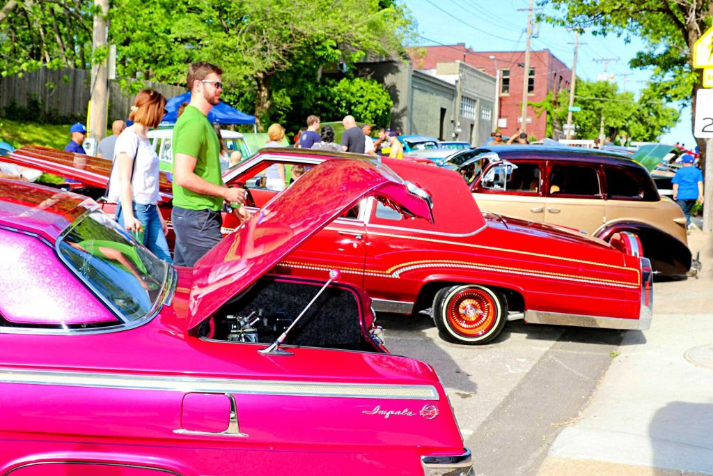 kansas city 2016 chicano cinco de may festival impala cadillac 023