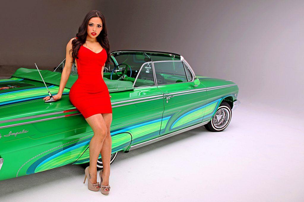karen marin 1962 chevrolet impala convertible 008