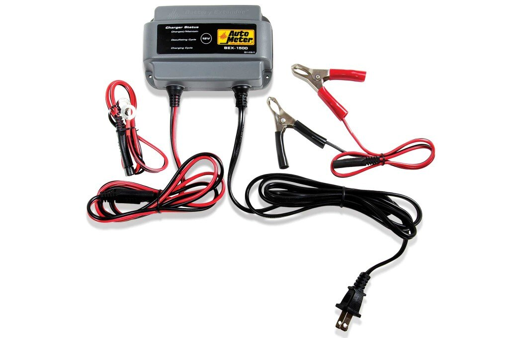 september 2016 new products auto meter battery backup