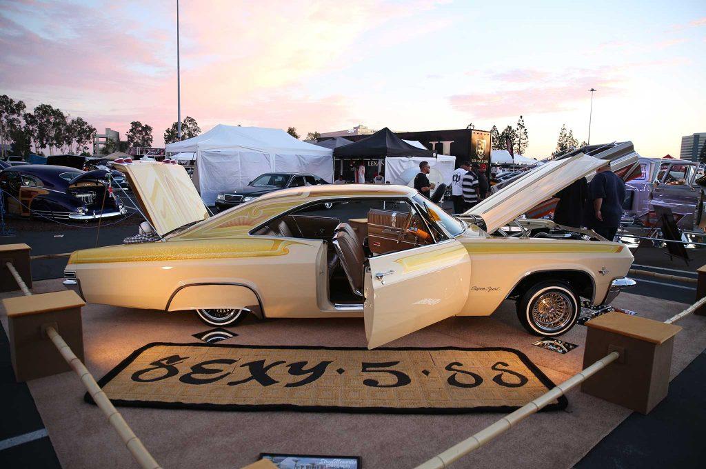 1965 chevrolet impala ss passenger side profile