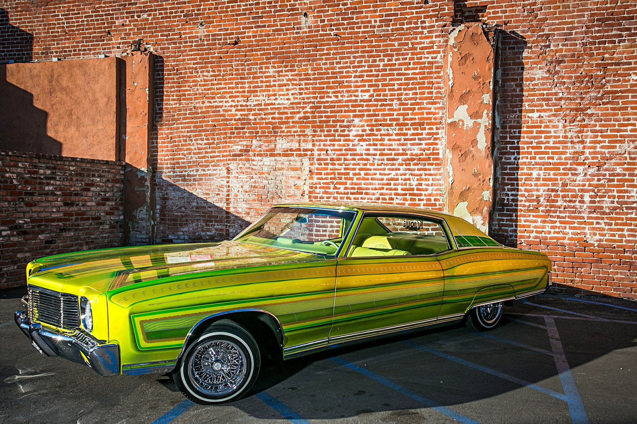 1985 Buick Regal >> '70s-themed Chevrolet Monte Carlo