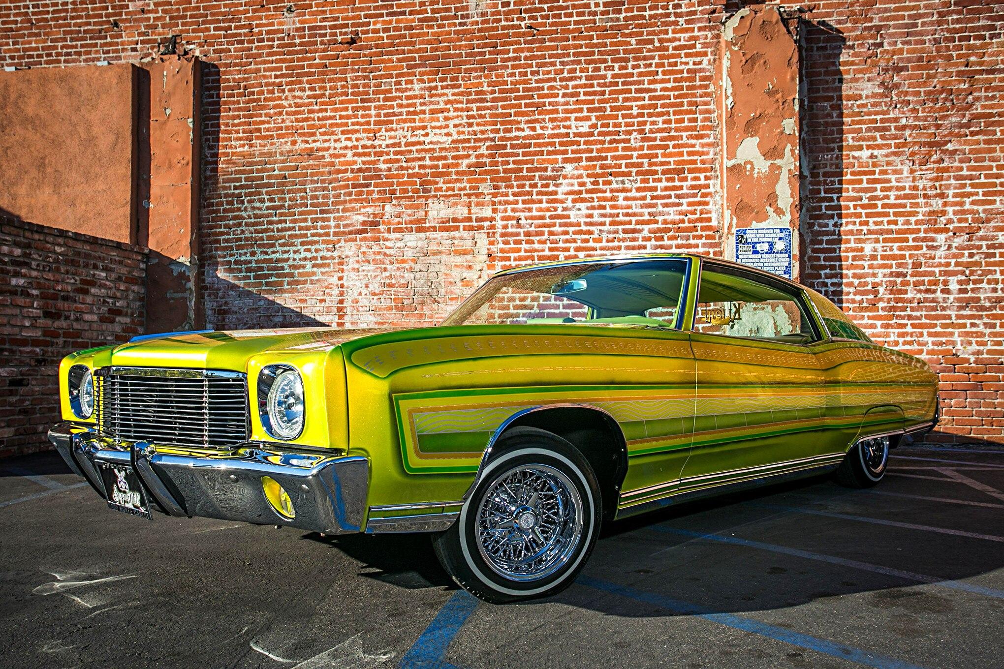 Chevrolet Monte Carlo Tru Spoke Wheels