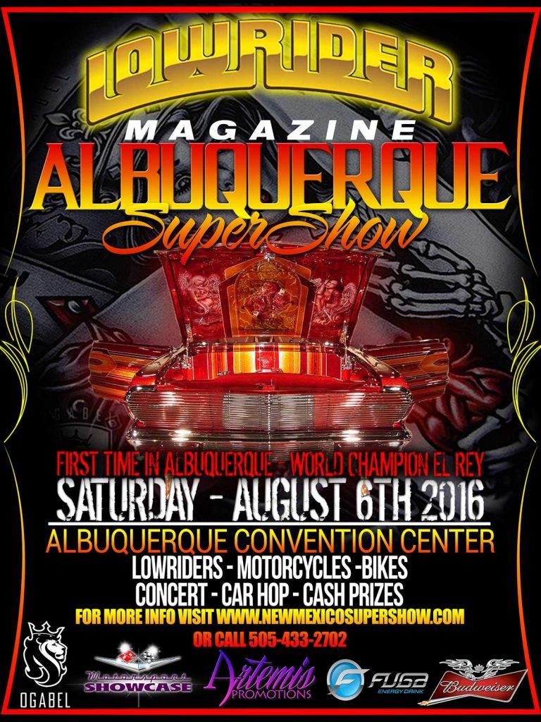 2016 albuquerque super show front 070116