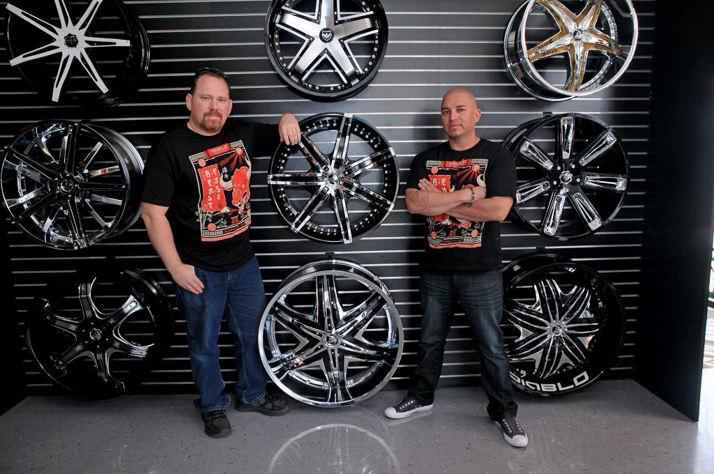 diablo wheels art designers