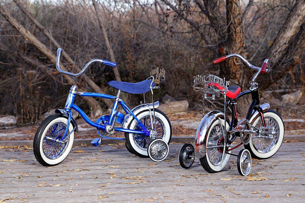 schwinn lil tigers both bikes